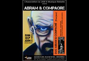 DUO ABRAM & COMPAORÉ