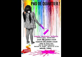 PAS DE QUARTIER ! @ Musicales Actuelles
