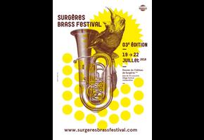 LUCKY PETERSON @ Surgères Brass Festival
