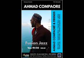 AHMAD COMPAORÉ & FRIENDS