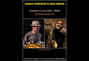 AHMAD COMPAORÉ & RÉMI ABRAM