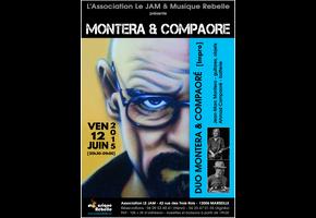 DUO MONTERA  & COMPAORÉ