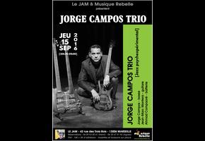 JORGE CAMPOS TRIO