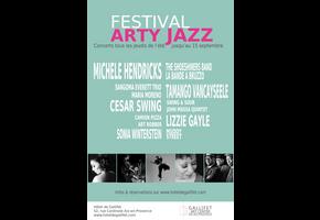 AÏDA DIÈNE 4TET @ Festival Arty Jazz