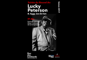 LUCKY PETERSON & GUESTS
