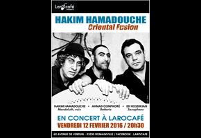 HAKIM HAMADOUCHE & ORIENTAL FUSION