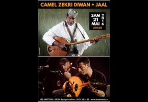 CAMEL ZEKRI DIWAN + JAAL