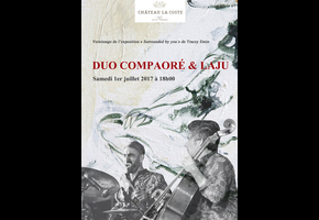 DUO COMPAORÉ & LAJU