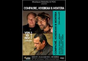 COMPAORÉ, HOSDIKIAN & MONTERA