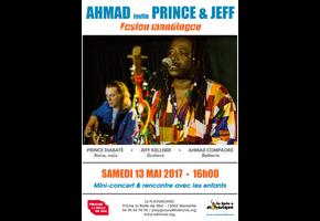 AHMAD INVITE PRINCE & JEFF