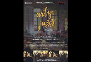 COLTRANE'S SOUND @ Festival Arty Jazz