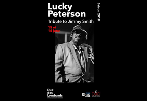 LUCKY PETERSON @ Paris
