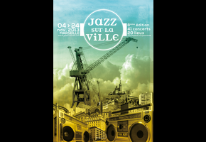 NAFAS @ Festival Jazz sur la Ville