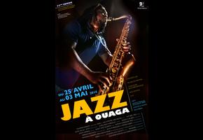 AHMAD COMPAORÉ TRIO @ Jazz à Ouaga