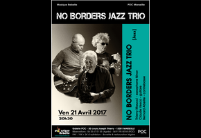 NO BORDERS JAZZ TRIO
