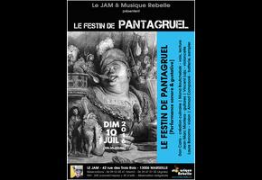 LE FESTIN DE PANTAGRUEL