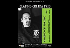 CLAUDIO CELADA TRIO