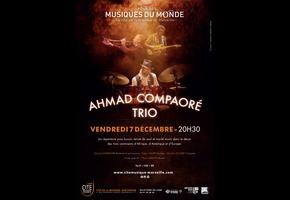 AHMAD COMPAORÉ TRIO