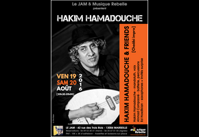 HAKIM HAMADOUCHE & FRIENDS