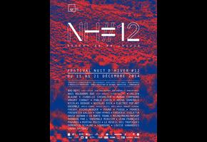 FOUR ORGANS @ Festival Nuit d'Hiver
