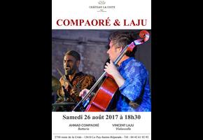 COMPAORÉ & LAJU