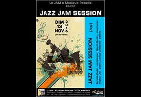 JAZZ JAM SESSION [Annulé]