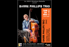 BARRE PHILLIPS TRIO