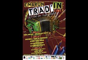 NAFAS INVITE SAM KARPIENIA @ Festival Trad'In