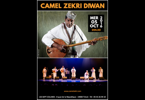 CAMEL ZEKRI DIWAN