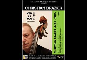 CHRISTIAN BRAZIER
