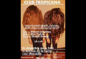 AHMAD COMPAORÉ SOLO @ Club Tropicana