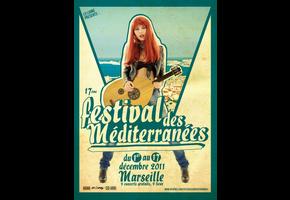 NAFAS INVITE TANIA ZOLTY @ Festival des Méditerranées
