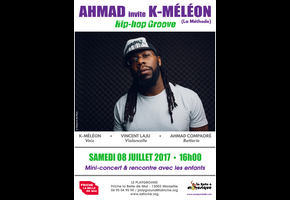 AHMAD INVITE K-MÉLÉON